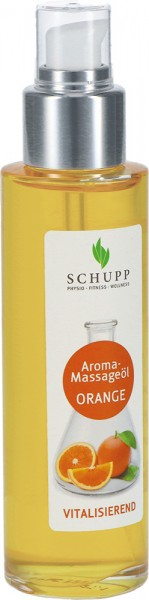 Aroma-Massageöl Orange - 100 ml