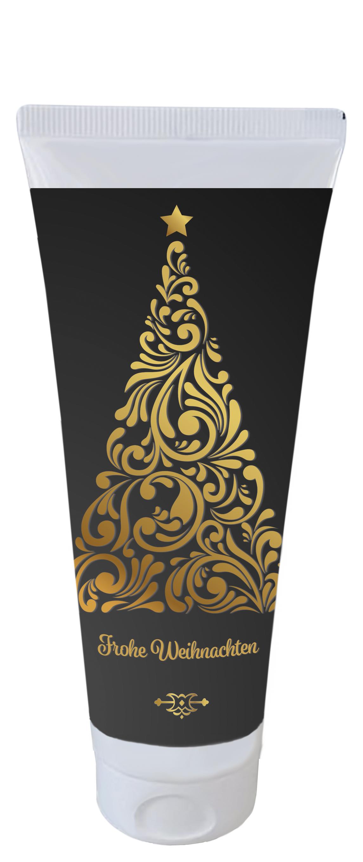 Frohe Weihnachten F303274r Kunden.Weihnachtsbad Schoko Orange Showergel Und Shampoo