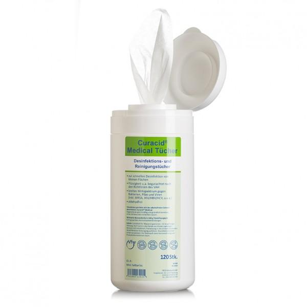 Curacid Aktiv Desinfektionstücher