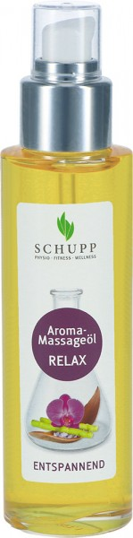Aroma-Massage-Öl Relax