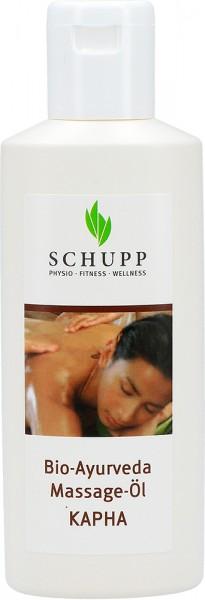 Bio-Ayurveda Massage-Öl Kapha - 200 ml