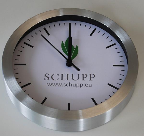 Schupp Wanduhr