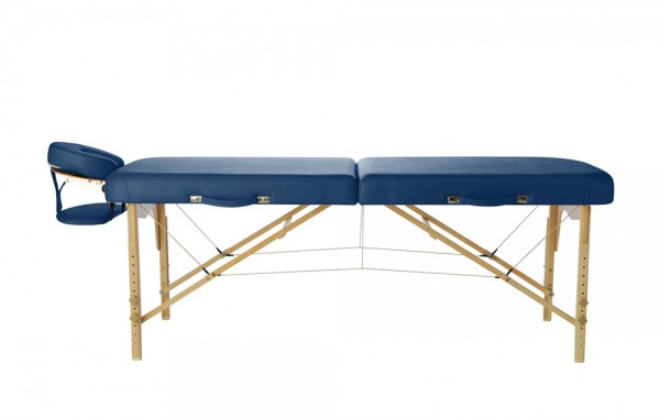 Physio Classic Set Holzkoffermassagebank
