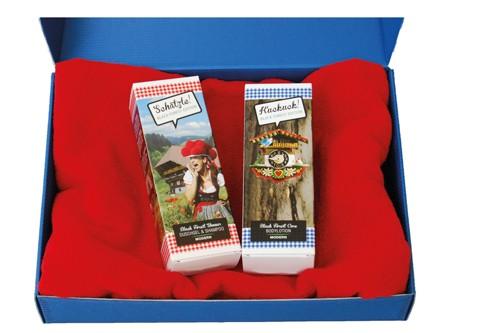Geschenkpackung Schätzle / Kuckuck