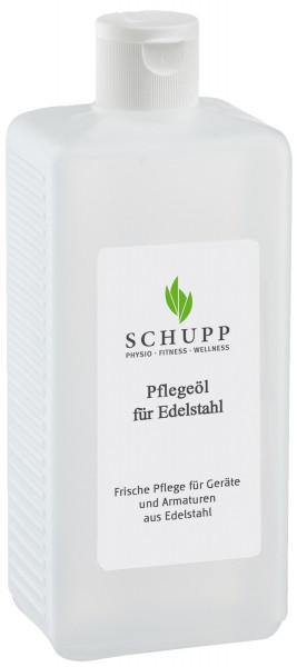 Pflegeöl für Edelstahl - 500 ml