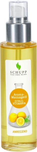 Aroma-Massage-Öl Zitrus-Rosmarin