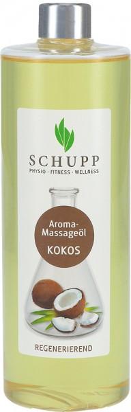 Aroma-Massageöl Kokos - 500 ml