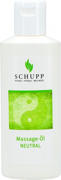 Massage-Öl Neutral - 200 ml