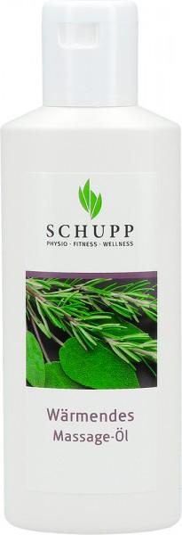 Wärmendes Massage-Öl - 200 ml
