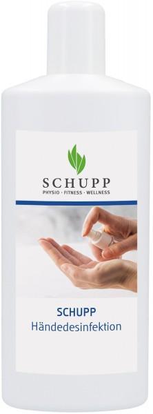 SCHUPP Händedesinfektion