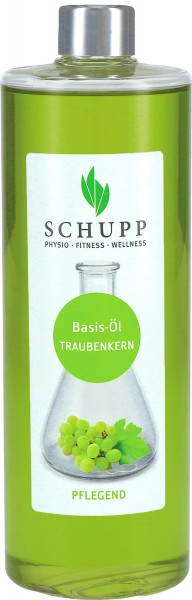 Basis-Öl Traubenkern - 500 ml