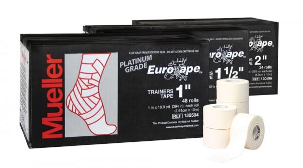 Mueller Euro Tape Platinum 3,8 cm x 11,4 m