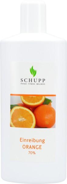 Einreibung Orange 70 % - 1000 ml