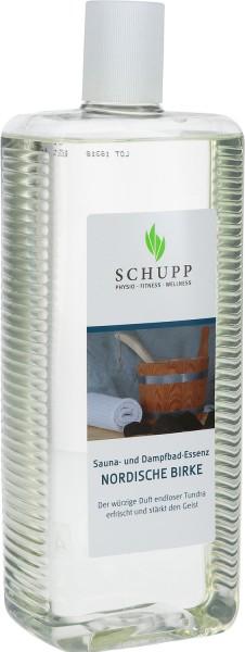 Sauna- und Dampfbadessenz Nordische Birke - 1000 ml