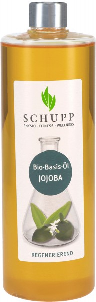 Bio-Basis-Öl Jojoba - 500 ml