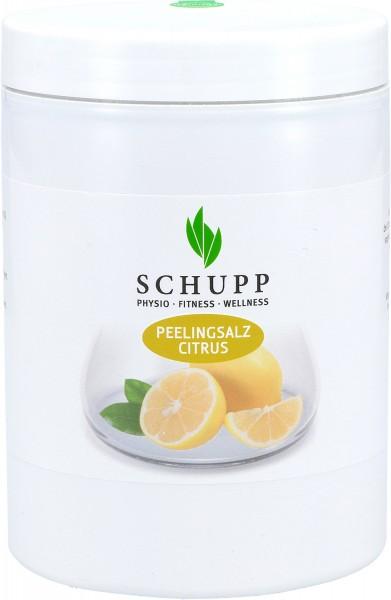 Peelingsalz Citrus