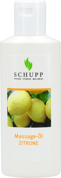 Massage-Öl Zitrone - 200 ml