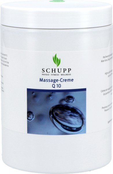 Massage-Creme Q10 - 1000 ml