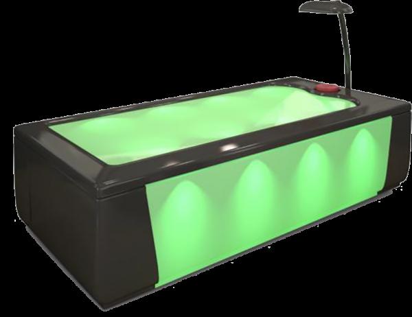 Verkleidungsbeleuchtung für AquaThermoJet