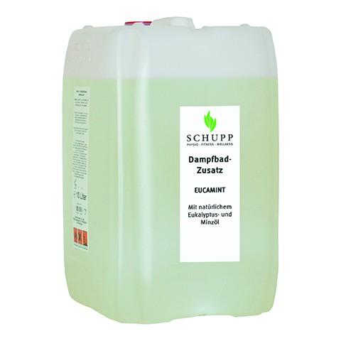 Dampfbad-Zusatz Eucamint 10 Liter