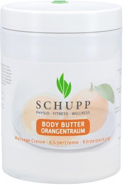 Bodybutter Orangentraum - 1000 ml