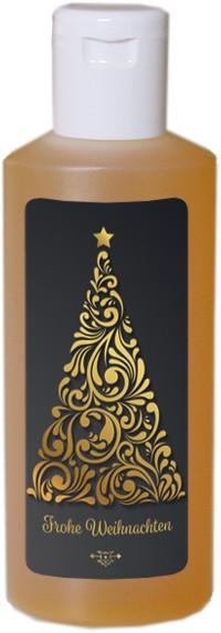Weihnachtsbad Schoko-Orange (Showergel und Shampoo)