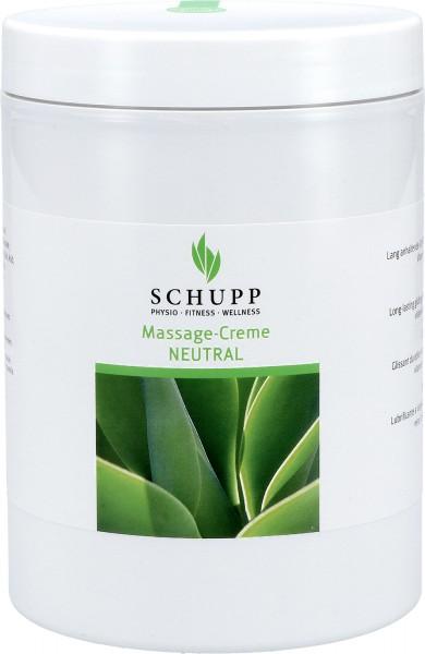 Massage-Creme Neutral - 1000 ml
