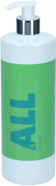 Massage-Öl 4 All - 500 ml