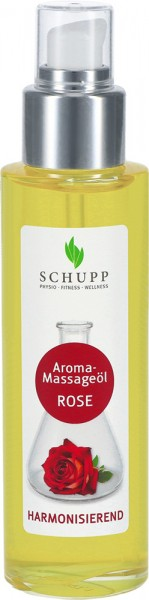 Aroma-Massageöl Rose - 100 ml