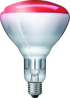 Rotlichtersatzlampe 150 Watt