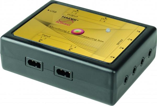 MicroSwing® Messsystem - Messbox 6