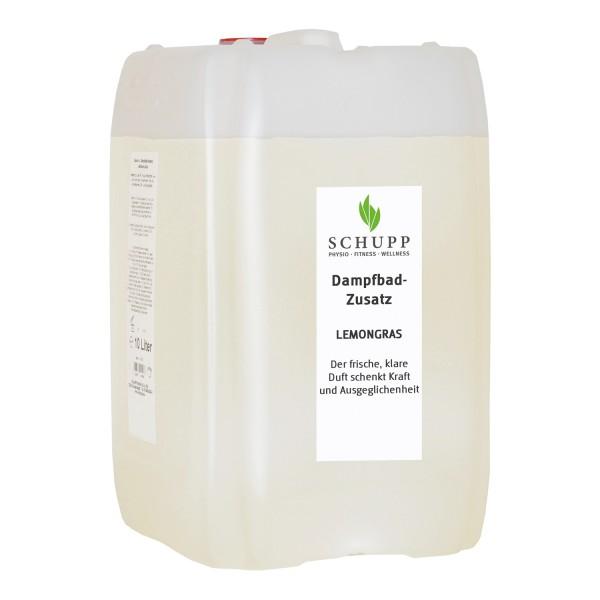 Dampfbad-Zusatz Lemongras 10 Liter