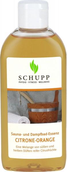 Sauna- und Dampfbadessenz Citrone-Orange