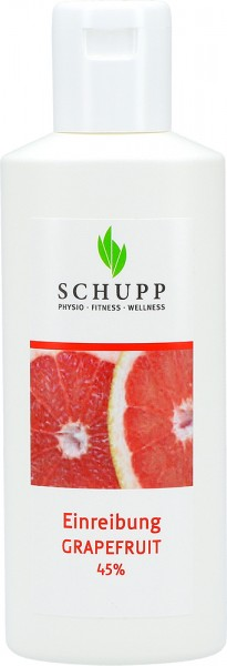 Einreibung Grapefruit 45 % - 200 ml