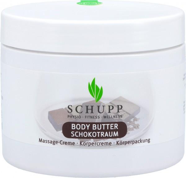 Bodybutter Schokotraum - 500 ml