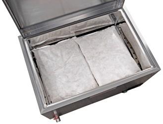 Dampfbad für Heupackungen HDS 5-30
