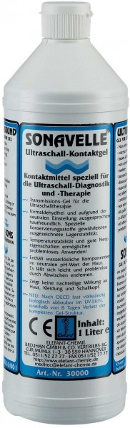 Ultraschall Koppelgel (CE)
