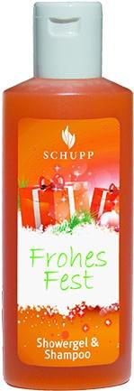 Showergel & Shampoo Bratapfel 200 ml