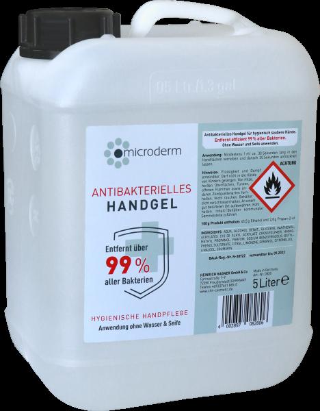 Microderm Hand-Hygienegel - antibakteriell